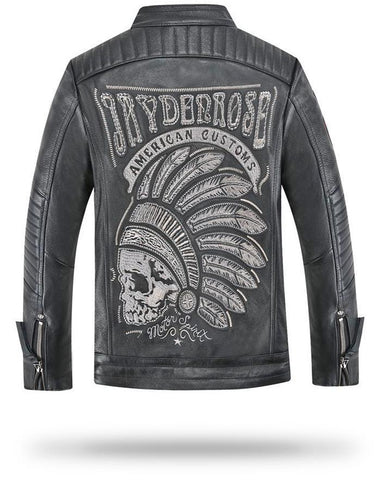 american indian leather jacket