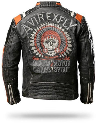 american leather motorcycle jacket