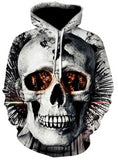 awesome skull sweatshirt