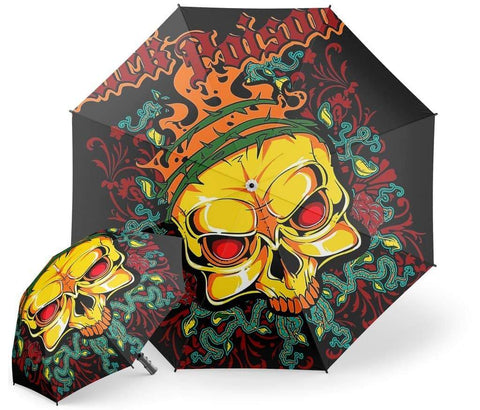 Best Skull Umbrella