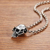 Big Skull Necklace | Skull Action