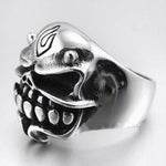 Biker Gang Rings | Skull Action