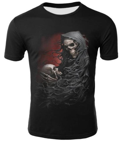black death shirt