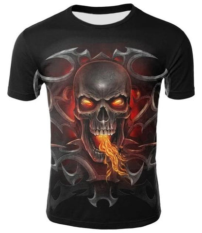 black fire shirt
