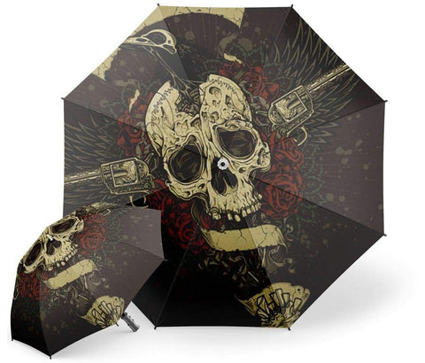 Black Gothic Umbrella