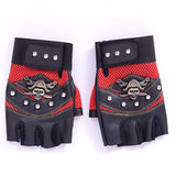 Black Pirate Gloves | Skull Action