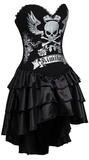 Black Skull Dresses | Skull Action