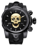 Black Skull Watch
