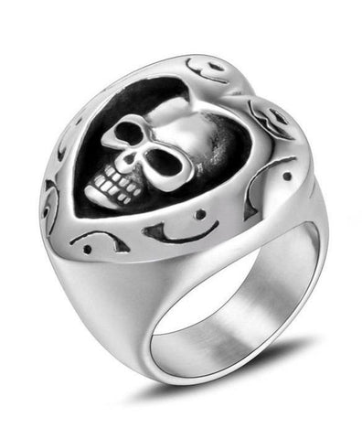 Chrome Hearts Skull Ring