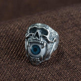 Corneal Ring One Eye | Skull Action