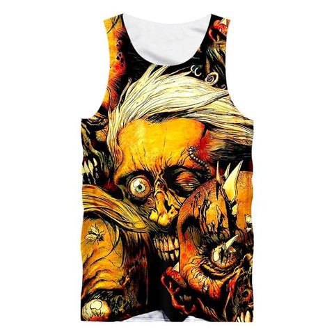 Demon Tank Top