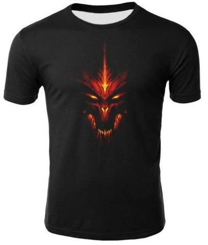 Dragon Skull T Shirts