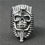 Egyptian Pharaoh Ring | Skull Action
