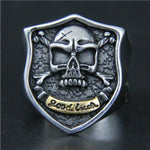 Expendables Good Luck Ring | Skull Action