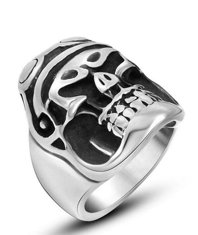 Expendables Skull Ring