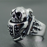 Expensive Silver Rings | Skull Action