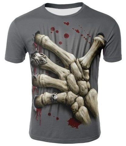 five fingers shirt