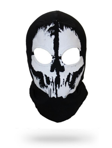 Full Face Skull Balaclava