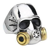 Virus Mask Ring