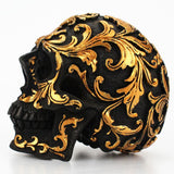 Gold Skull Decor | Skull Action