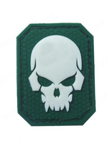 Green Military Patch