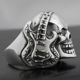 Guitar Skull Ring | Skull Action