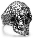 hand skeleton ring