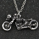 Harley Skull Necklace | Skull Action