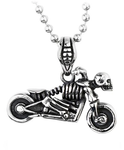 Harley Skull Necklace