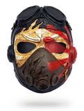 Heavy Assault Skull Mask