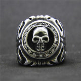 Heavy Skull Ring | Skull Action