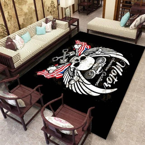 Hell Angels Carpet