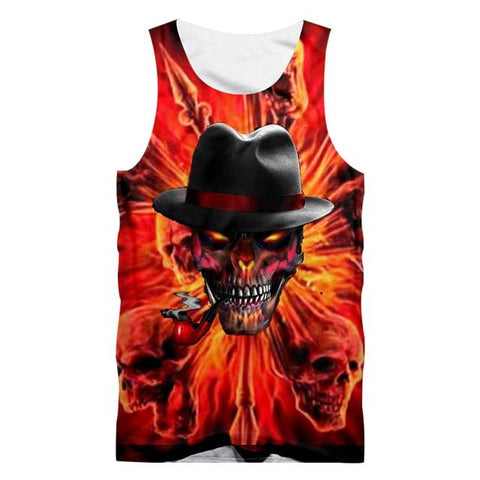 Hell Tank Top