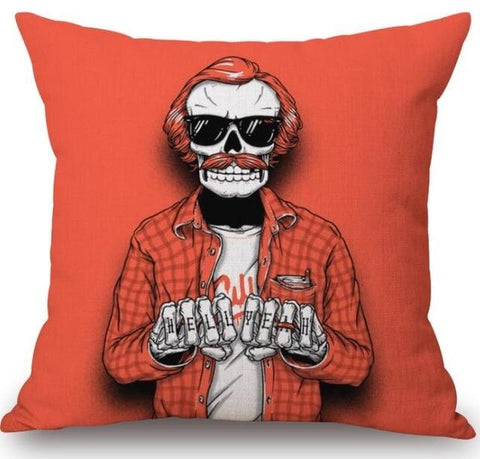 Jack The Skeleton Pillow