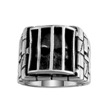 Jailed Ring | Skull Action