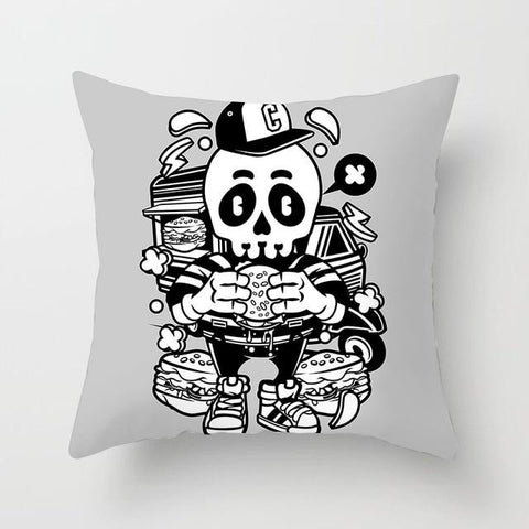 Kid Skull Pillow