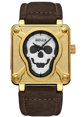 Ladies Skull Watch