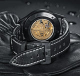 Luxury Skeleton Watch | Skull Action