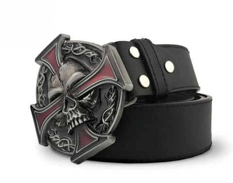 maltese cross belt