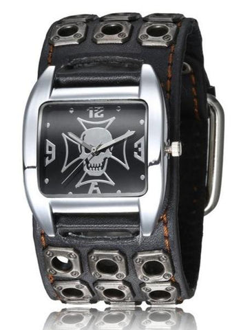 Maltese Cross Watch