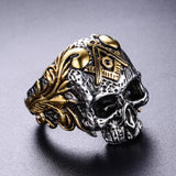masonic ring gold