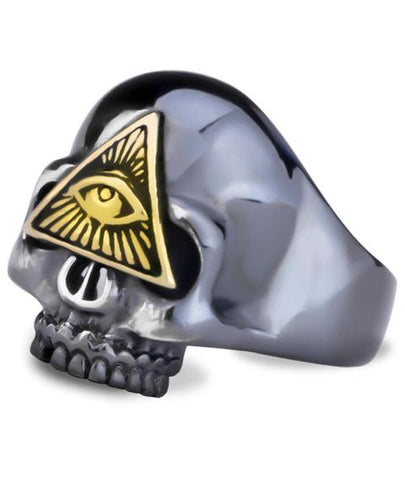 masonic ring sterling silver