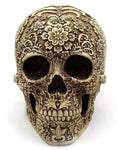 mexican skull decoration