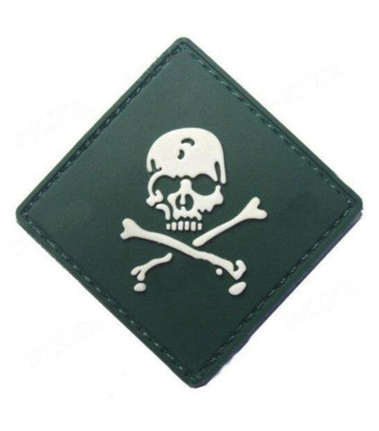 Military Pirate Patch