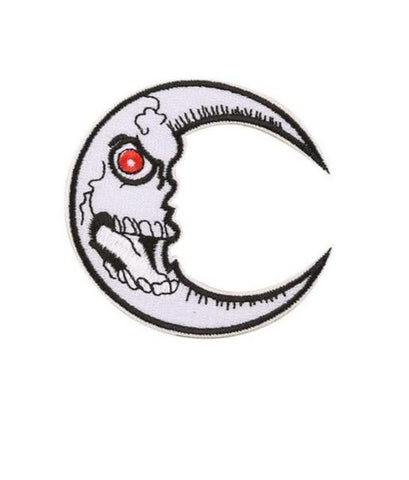 Moon Skull Patch