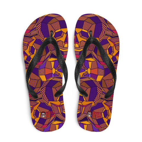 multi-color-skull-flip-flops