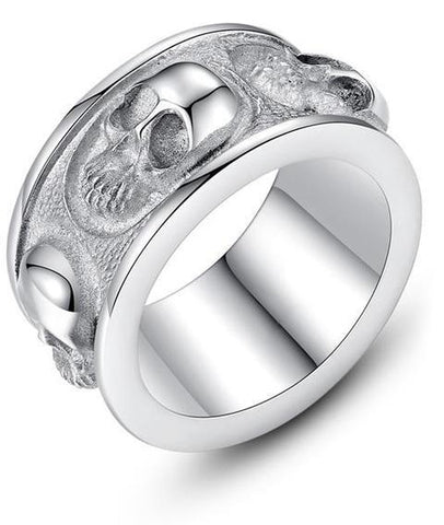 Nordic Viking Ring