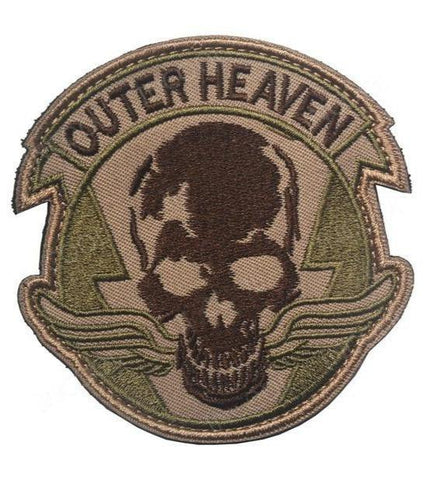 Outer Heaven Band Patch