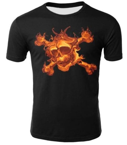 Pirate Skull T Shirts