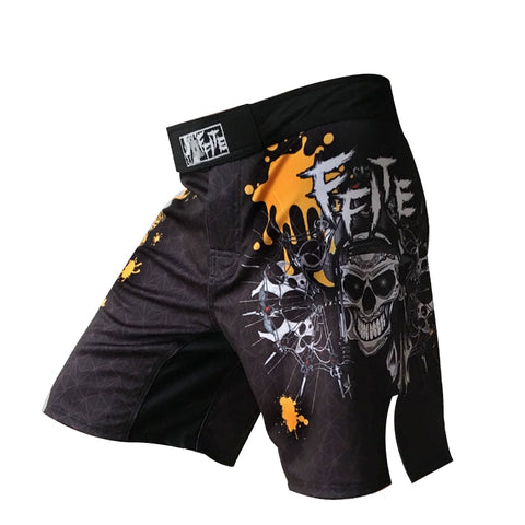 Mens Skull Swim Shorts